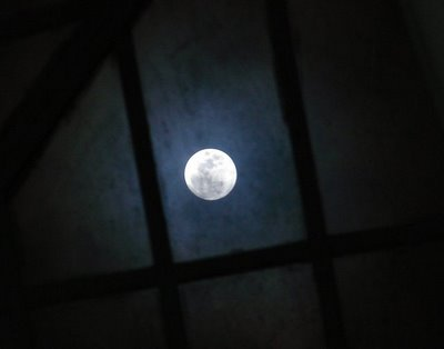 clarabóia e a lua