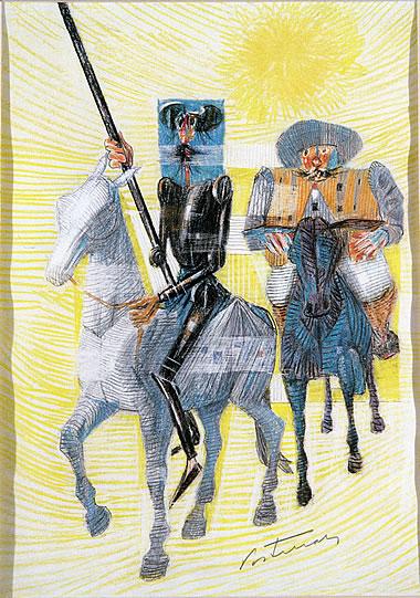 Dom Quixote (Portinari)